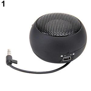Sale Promption! Mini Portable Hamburger Speaker Amplifier For iPod for iPad Laptop for iPhone Tablet PC  6 Colors Speaker 8KJ