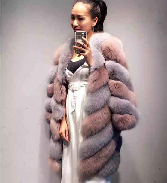 Aliexpress.com : Buy 2017 New Runway style women x long natural ...