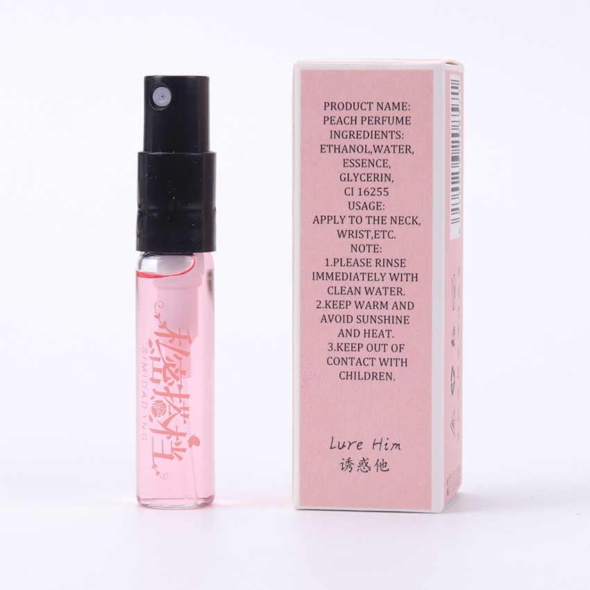 3MLWomen hommes parfum Parfum De Phéromone Aphrodisiaque Femme Orgasme Spray Corporel Flirter Parfum Attirer Fille Eau Parfumée pour Les Hommes