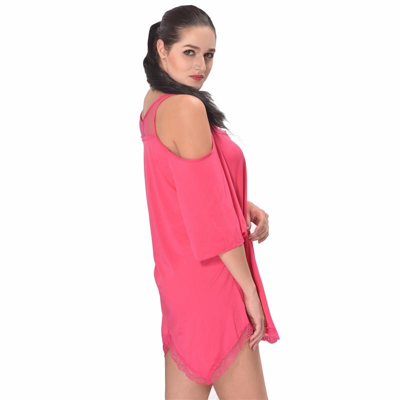 01f2efdd8 RI80190 Comeonlover Women Pajamas Sleepwear Plus Size Lingerie 5XL ...