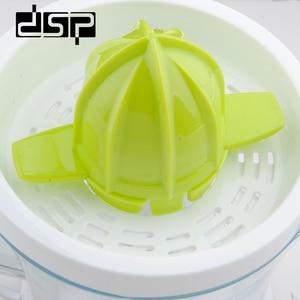 Image 3 - DSP KJ1006 elektryczna sokowirówka owoce narzędzia warzywne plastikowe wyciskacz elektryczny sokowirówka do pomarańczy naciśnij wyciskacz instrukcja sokowirówki