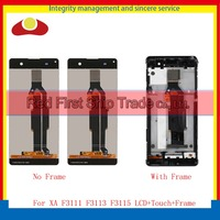 5 0 For Sony Xperia XA F3111 F3113 F3115 Lcd Display Touch Screen Digitizer Assembly Complate