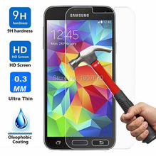 1XUltra thin 0.3mm 2.5D 9H Screen Protector Film For Samsung Galaxy S3 S4 S5 S6 J5 J7 2015 Note 5 4 A3 A5 A7 Tempered Glass