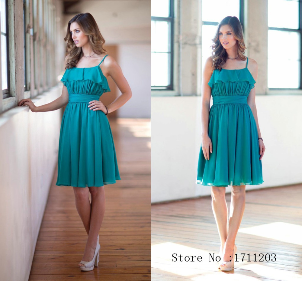 Old Fashioned Summer Beach Bridesmaid Dresses Festooning - All ...