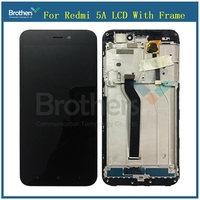 LCD Display For Xiaomi Redmi 5A Touch Screen Replacement For Xiaomi Redmi 5A LCD With Frame
