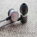 2016 Nuevo Filtro de Tres Unidades de Cancelación de Ruido Auriculares Estéreo de Alta Fidelidad Fiebre DT520 Marcador Música HIFI DIY Alta Fiebre Auriculares Auriculares