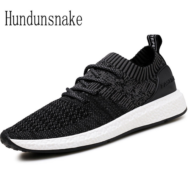 Men's Knit Running Barefoot Athletic Sneakers Gym Casual Shoes