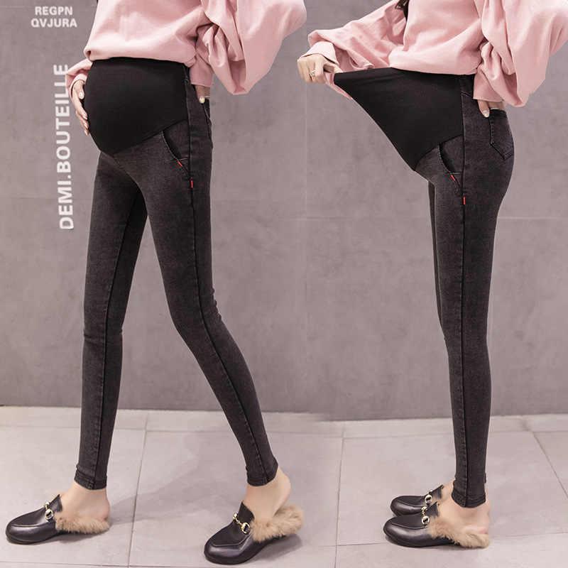 1f6c631185679 ... Women Pant Prehenant Maternity Pants Trousers Elastic Waist Maternity  Leggings Pregnant Clothes For Pregnant Women New ...