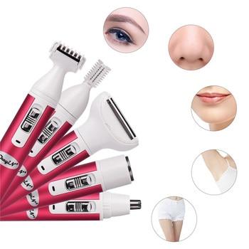 Depilador para mujer, máquina de afeitar para mujer, para ceja, axila, Bikini