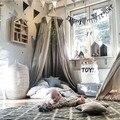 El ins modelos de explosión con exclusivo personalizado niños sala de la cúpula de cama cortina cortina de la cama carpa 240 cm