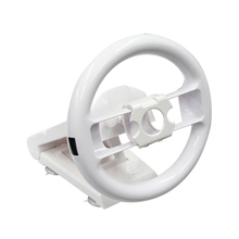 White Multi-angle Racing Game Steering Wheel Stand for Nintendo Wii Console Controller racing wheel controller for wii blue