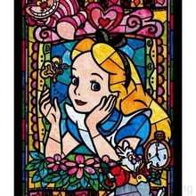 Diamond Embroidery Cinderella Full Kit Square Painting Cartoon Picture Rhinestone Mosaic Children Gift