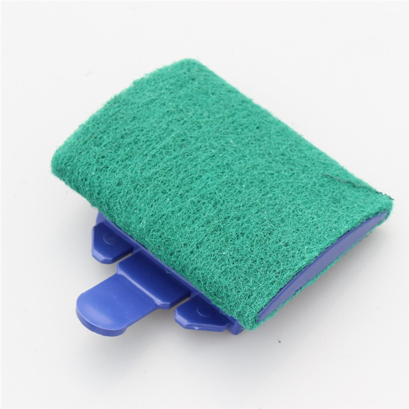 5 in1 Aquarium Tank Cleaner Supplies Brush Fish Net Grus Rake Alger - Produkter för djur - Foto 4