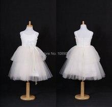 Новые брендовые Платья с цветочным узором для девочек; праздничное