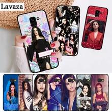 Lavaza Selena Gomez Selena Marie Gomez Silicone Case for Samsung A3 A5 A6 Plus A7 A8 A9 A10 A30 A40 A50 A70 J6 A10S A30S A50S eddiee gomez heart of gold