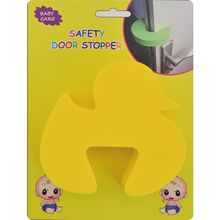 2pcs/lot Kids Baby Cartoon Animal Jammers Stop Edge & Corner Guards Door Stopper Holder lock Safety Finger Protector