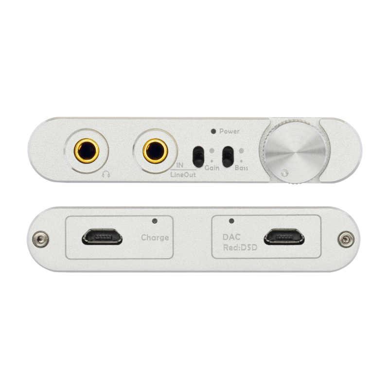 Топпинг NX4 DSD XMOS-XU208 DAC ES9038Q2M Портативный USB DSD DAC NX4DSD otali.ru Усилитель [предварительный заказ]