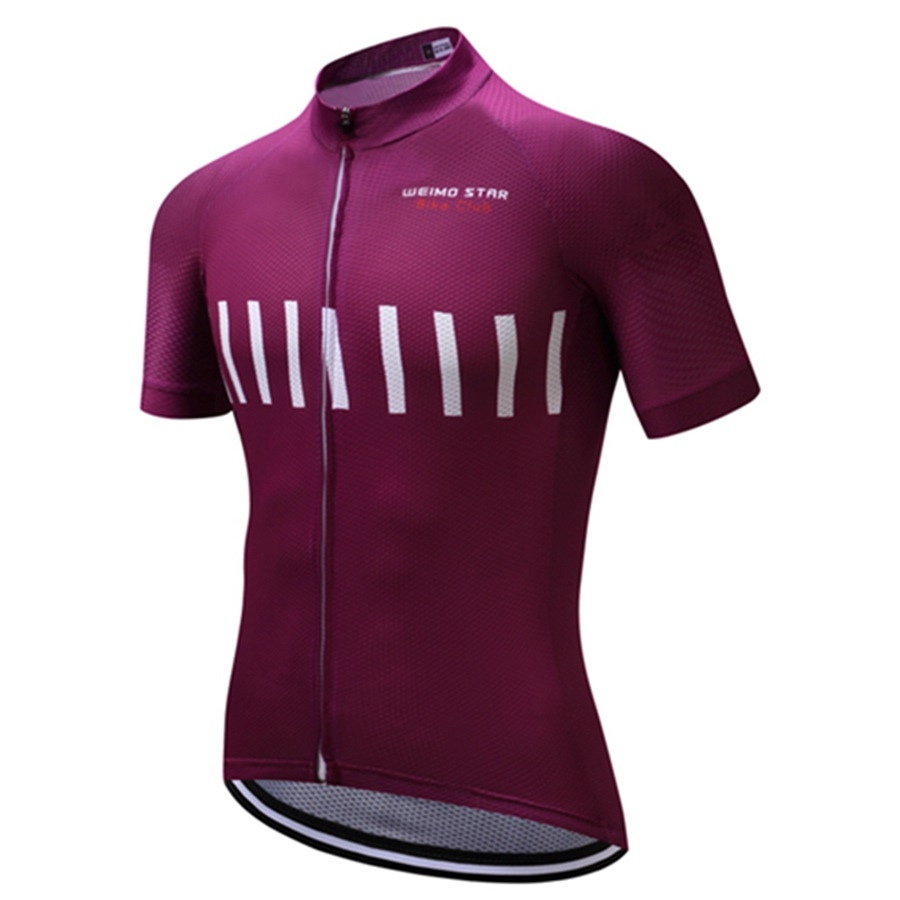 WEIMOSTAR Hombres Ciclismo Jersey Manga corta Transpirable Ropa - Ciclismo - foto 4