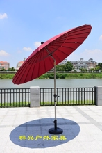 Outdoor umbrellas umbrella patio rotating column