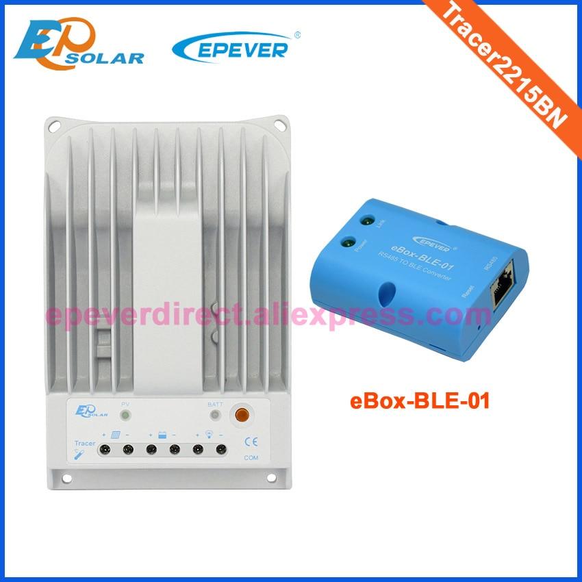 24V MPPT solar portable controller EPEVER eBOX-BLE-01 12V Battery Charger Work 20A 20amps Tracer2215BN  24V MPPT solar portable controller EPEVER eBOX-BLE-01 12V Battery Charger Work 20A 20amps Tracer2215BN