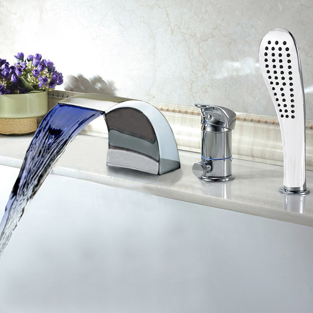 Aliexpress.com: comprar cuarto de baño moderno grifo de la válvula ...