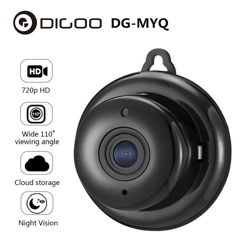 Digoo DG-MYQ 2.1mm lente 720 p sem