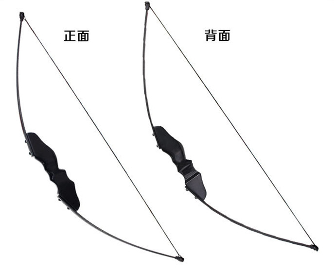 30/40IBS عالية Higth الجودة أسود قوس Recurve مع خشبية الرماية القوس اطلاق النار لعبة الرياضة في الهواء الطلق
