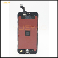 YUEYAO 10PCS LOT Quality AAA For IPhone 5G 5S 5C LCD Touch Screen Digitizer Assembly Black