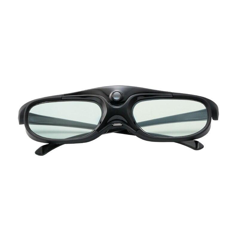 Obturador activo 96 144Hz gafas 3D recargables para Benq Acer X118H P1502 X1123H H6517Abd H6510Bd proyector Optoma Jmgo V8 Xgimi - 3