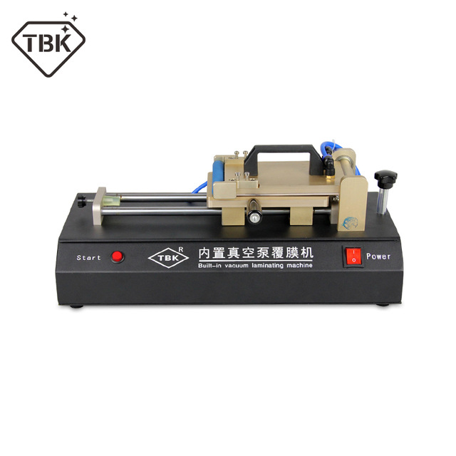 TBK-761 Built-in Vacuum pump Universal OCA Film Laminating OCA Laminator for Mobile Phone LCD Touch Screen Repair ly samsung screen separate pack e oca pack e oca solution e for samsung mobile screen repair specially