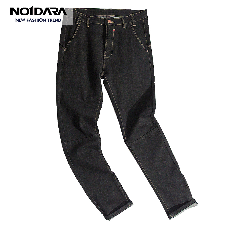 No.1 dara jeans men summer new washed pants casual feet mens pants skinny jeans men moda ...