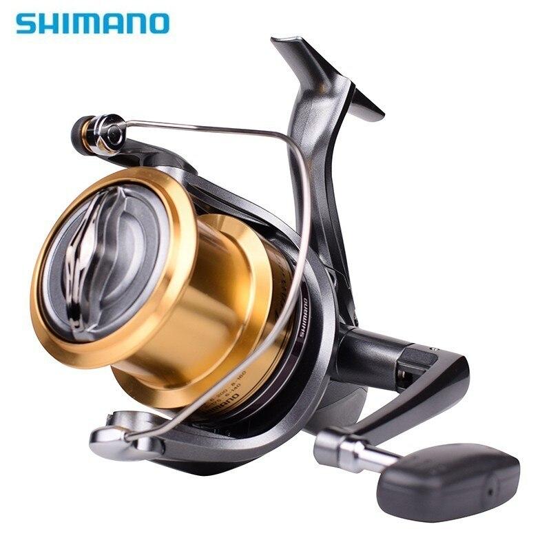 Shimano Activecast 1050 1060 1080 1100 1120 de Água Salgada Longo Fundição Spinning Spinning Reel Bobinas Jigging Barco Carretel De Pesca De Surf