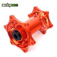 BIKINGBOY CNC Aluminium Rear Wheel Hub Orange For KTM SX EXC SXF SXS EGS XC F MXC SXC 125 530 150 200 250 350 450 500 540 625