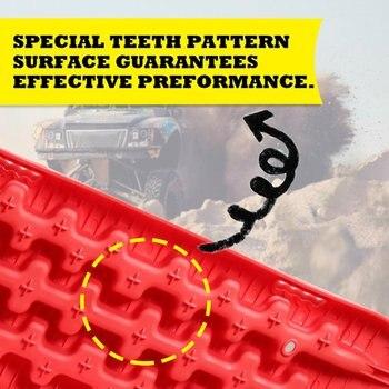 X BULL nova trilha de areia 2pc recuperação faixas 10 t 4x4 veículo areia/neve/lama trax Acessórios de pneus     -