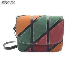 2018 Для женщин хит Цвет мини сумка женская PU кожаная маленькая сумка через плечо сумка женская красная сумка-шоппер клапаном Bolsas
