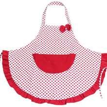 Novas Mulheres Sólidos Cozinha Cozinhar Restaurante Bib Avental Vestido Para As Mulheres Senhora 2 Cores
