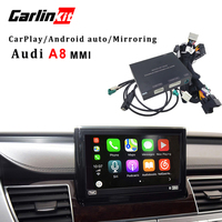Carlinkit Apple Carplay IOS Airplay Retrofit Upgrade A8 2010 2017 MMI for Audi AUX Activated