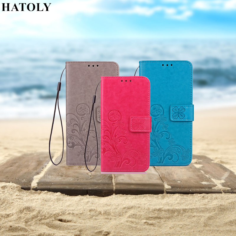 HATOLY For Flip Wallet <font><b>Case</b></font> <font><b>Samsung</b></font> <font><b>Galaxy</b></font> <font><b>S5</b></font> Leather <font><b>Case</b></font> Silicone Cover Stand Phone Bag For <font><b>Samsung</b></font> <font><b>Galaxy</b></font> <font><b>S5</b></font> i9600 <font><b>G900F</b></font> image