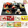 ORCARA 1:12 Food Miniature Chinese Festival Snack 8 Set in 1 Pack Shop Dollhouse Accessories