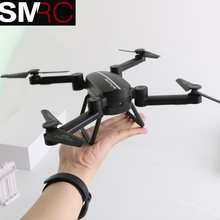 2.4Ghz 4CH distant management quadcopter pocket drone mini foldable helicopter drone with hd digital camera wifi fpv zero.3MP digital camera drone RTF