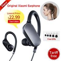 Original Xiaomi Mi Earphone Sports Bluetooth V4 1 Headset Wireless Earbud Music Headphones IPX4 Waterproof Portable