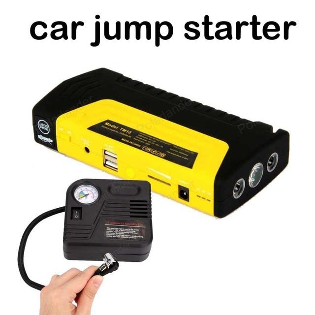 wholesale Super Function Petrol&Diesel 50800mAh 12V Car Power Bank Mini Car Jump Starter Mobile Power Charger