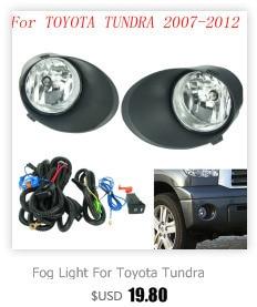 Fog Light For 2003 2008 Toyota Matrix Pontiac Vibe Lamps Clear Lens Per Lights Driving