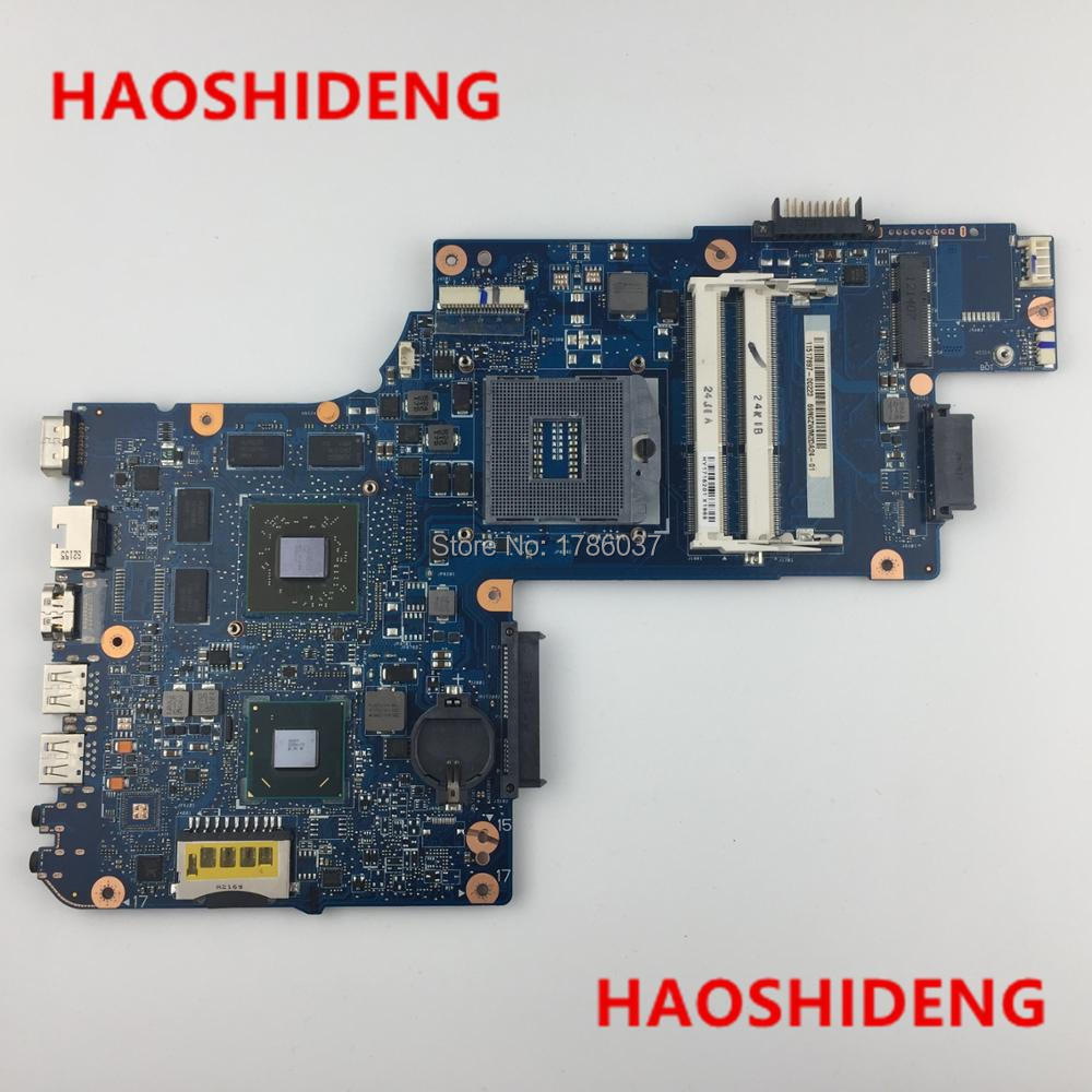 H000050770 For Toshiba Satellite L850 C850 C855 series motherboard (Blue motherboard),All functions fully Tested! a000302740 da0blimb6f0 for toshiba satellite s50 l50 b l50t b series motherboard with i5 5200u all functions fully tested