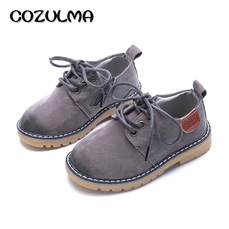 COZULMA ילדים נעליים ניו אביב סתיו ילדים איכות גבוהה אופנה נעלי ספורט בנים בנות נעלי ספורט ילדים נעליים גודל 21-36
