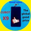 Cubot X9 tela preta LCD Display + Touch Panel digitador de vidro 100% assembléia de nova Original substituição + ferramentas