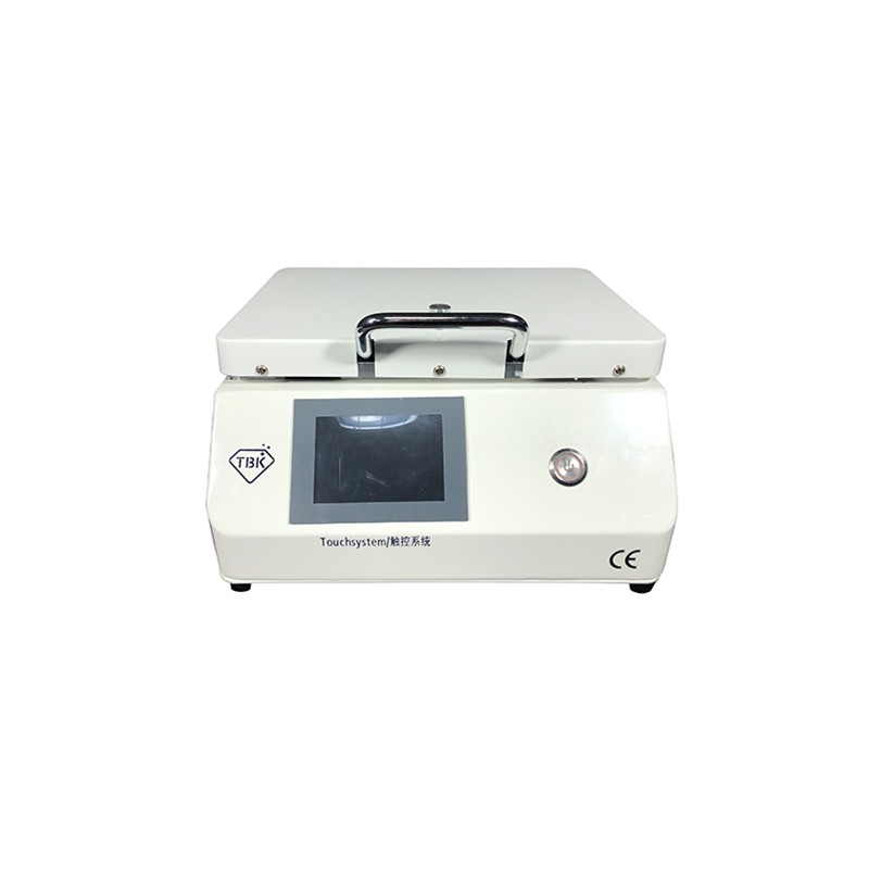 TBK 9 polegada 808 M mini economia all in one automática OCA máquina de laminação a vácuo e debubble