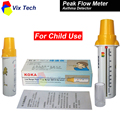 Child Asthma PEF detector, peak expiratory flow speed Meter, Breath Monitor / Check, Homehold Home Respiratory Care