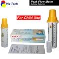 El Asma infantil PEF detector, Medidor de velocidad de flujo espiratorio máximo, aliento Monitor/Cheque, Homehold Hogar de Cuidado Respiratorio