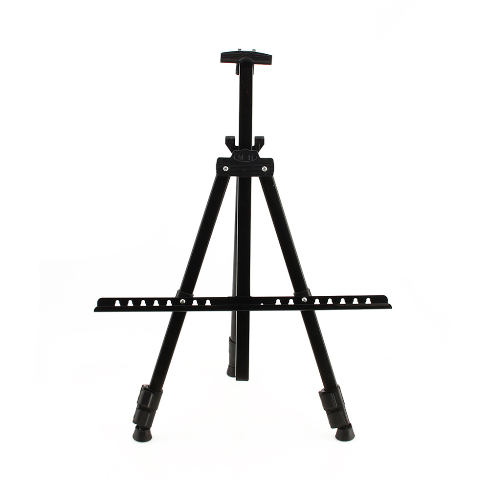 artist field studio painting easel tripod display telescopic white board stand metal - Whiteboard Easel